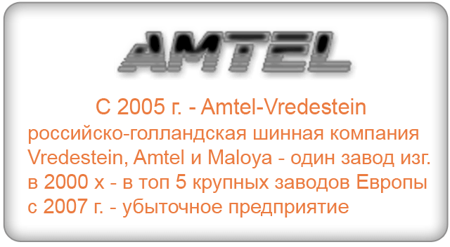 Шины Amtel (Резина Амтел)