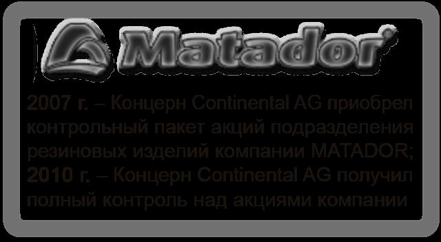 Шины Matador (Резина Матадор)